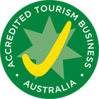 Accredited Tourism Business Logo